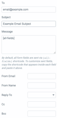 Email Auto Notification (Elementor Form)