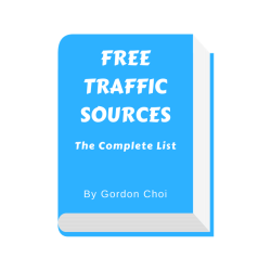 Free Traffic Sources Guide by Gordon Choi