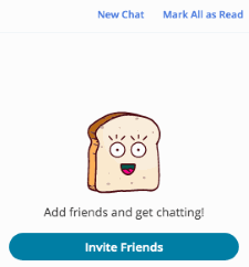 MeWe Chats - Chat with friends