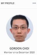 MeWe Profile Avatar (Gordon Choi)