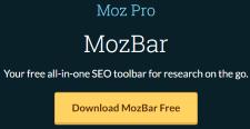 MozBar Free Download