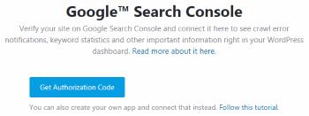 Rank Math Setup for Google Search Console